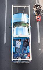 Alejandro Cartagena: Carpoolers #40