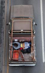 Alejandro Cartagena: Carpoolers #28