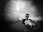 Angela Bacon-Kidwell: On a Dust Kissed Drive, 2013