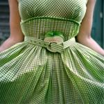 Cig Harvey: Apple and The Gingham Dress, 2003