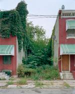 Daniel Traub: Lot, Westminster Avenue near North Markoe Street, West Philadelphia, 2010