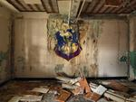 Dave Jordano: Room Detail 7, Chanute AFB, Rantoul, IL