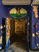 Dave Jordano: Hallway Entrance, Chanute AFB, Rantoul, IL