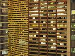 Eric Percher: Diana's Office, 7th Avenue, 2008