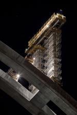 Jamey Stillings: Pier Cap Construction, November 24, 2009