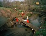 Jeff Rich: River Clean-up on the Swannanoa, Asheville, North Carolina, 2007