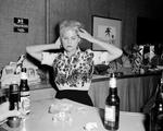 Jennifer Greenburg: I was a vendor of drink but not love