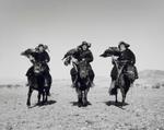 John Delaney: The Three Horsemen, 1998
