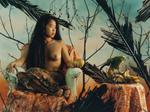 Jo Whaley: Rainforest, 1991