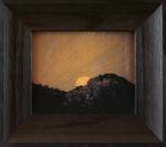 Kate Breakey: Full Moon Setting