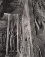Elvira Piedra: Five Apsara, Angkor Wat, 2002