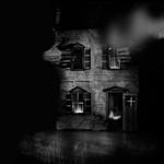 Marina Black: Burning house