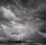 Michael Kenna: Fierce Wind, Shykushi, Honshu, Japan, 2002