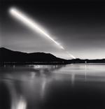 Michael Kenna: Moon Set, Lake Campotosto, Abruzzo, Italy, 2015