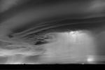 Mitch Dobrowner: Saucer and Lights, 2014