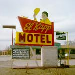 Steve Fitch: Highway 64, Raton, New Mexico; March 20, 2011