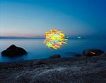 Thomas Jackson: Glow Sticks no. 1, 2012