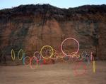 Thomas Jackson: Hula Hoops no. 2, Montara, California, 2016