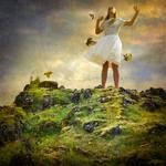 Tom Chambers: Clouds Touch Stone